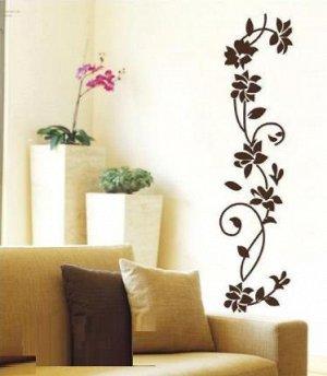 Интерьерная наклейка на стену.