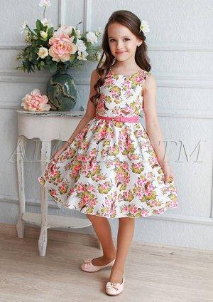 Элегантное платье для девочки
