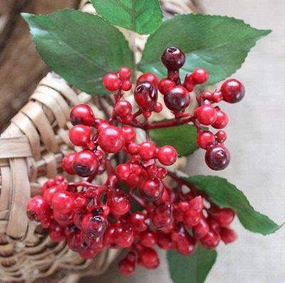 🌺Искусственные растения. ЕвроКачество! Не боятся жары.      — Искусственные растения (листья,ягоды,ветки ) — Искусственные растения