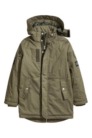 куртка h&m p146