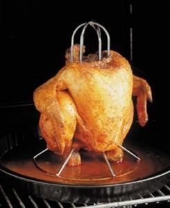 Подставка для приготовления курицы-гриль (КН-3033)