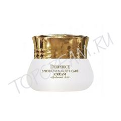 "KR/ DEOPROCE Spider Web Multi Care Cream Крем д/лица ""Паутина"", 50мл/ №2036"