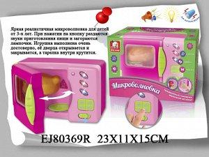 Игрушечная микроволновая печь 100631488 EJ80369R (1/48)