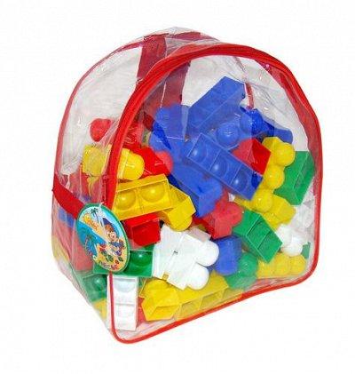 Осенний ценопад до 60%! Детский микс: одежда, игрушки, книги — Конструкторы Полесье,Bondibon — Игрушки и игры