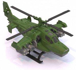 """Вертолет """"Военный"""" 247 (1/9)"""