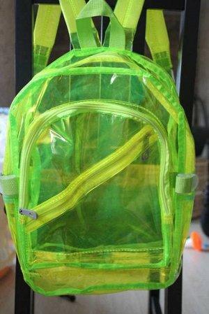Неоновый рюкзак, водонепроницаемый