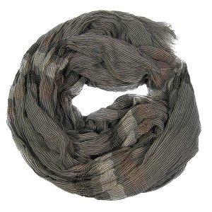 Шарф. 111 grey (серый в полоску)