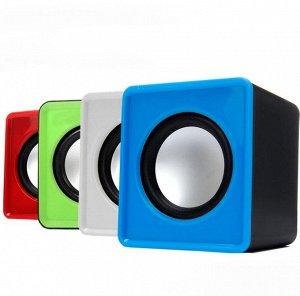 Мини USB-колонки