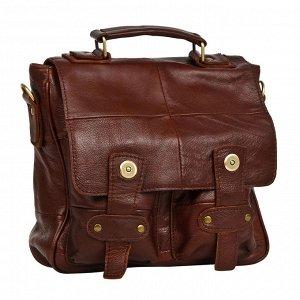 Кожанная сумка.