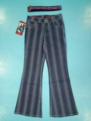 Очень красивые джинсы  девичьи 152 - 158 рост новые