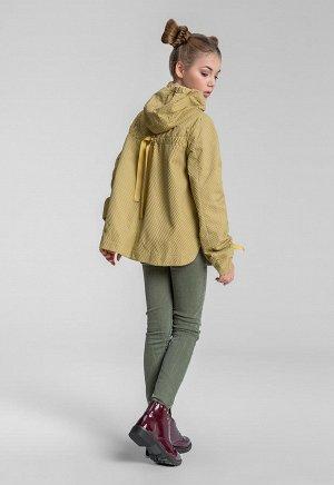 Куртка (Ветровка) на Весну для девочки (152)