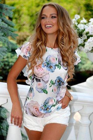 Красивая блузка на 42 р-р дешевле СП