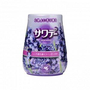 Освежитель воздуха для туалета «Sawaday – аромат белой и лиловой лаванды