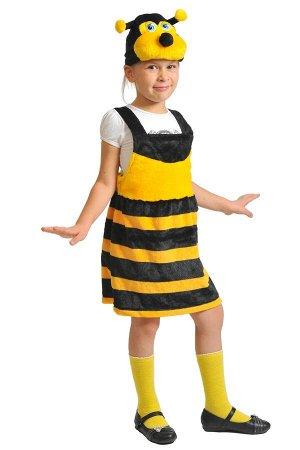 Пчелка плюш
