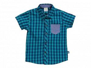 Рубашка текстильная для мальчиков