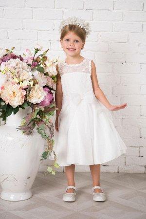 Платье текстильное для девочки