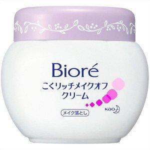 Увлажняющий крем для снятия макияжа Biore
