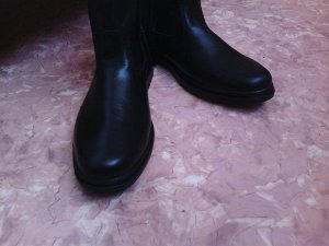 Ботинки 44р Зима