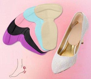 Ортопедические вкладки в обувь, новые, запечатаны, 4 пары