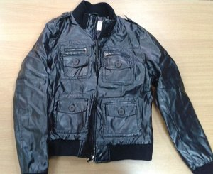 куртка утепленная тонким слоем синтепона