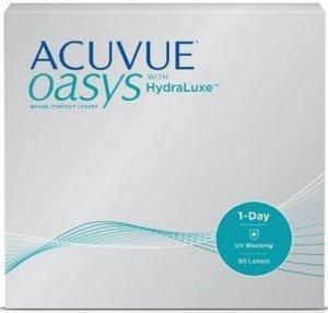 Однодневные контактные линзы ACUVUE OASYS 1-DAY (90 линз)