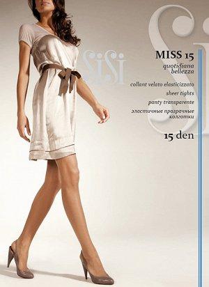 Sisi / Колготки MISS 15 (классическая посадка)