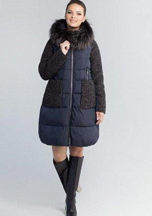 Пальто женское, утеплитель био-пух