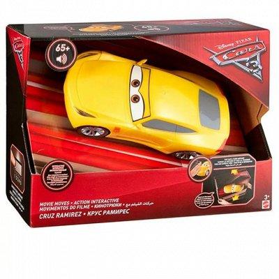🎄ЛЮБИМЫЕ ИГРУШКИ новые распродажи к праздникам :О) — MATTEL Cars — Машины, железные дороги