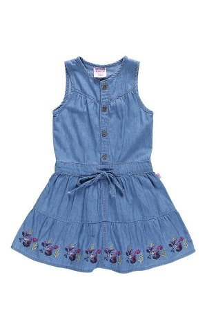 Платье джинсовое для девочки