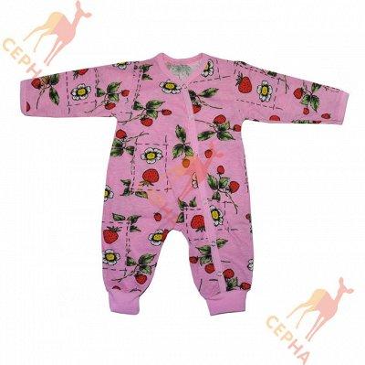 Детский трикотаж Серна-33. Бюджетная одежда для наших малыше — Ясельная группа — Для новорожденных