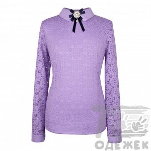 Фиолетовая Блузка. Как новая.