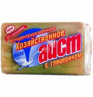 СМС АИСТ хоз мыло Глицерин 150г. в обертке