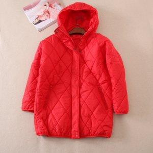 Куртка красная