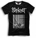 Мужская футболка   Slipknot, Коллекция Slipknot