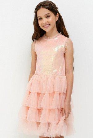 Платье детское для девочек Terravita светло-розовый