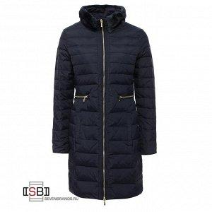 Женское пуховое пальто на межсезонье