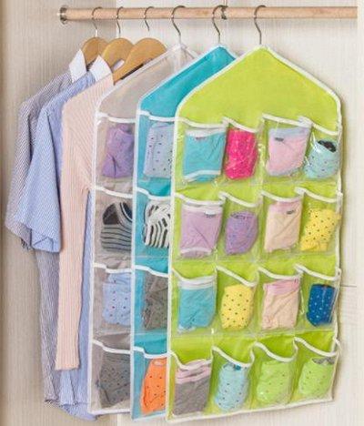 Одежда для всей семьи. Все по сниженной цене! Скидки до 75% — Органайзер для хранения вещей