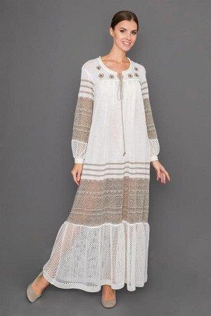 Платье (лен)