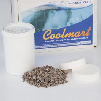 Сoolmart и NEOS — Комплекты — Фильтры для воды