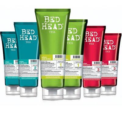 TiGi - Профессиональная косметика для волос- 64) Новинки!    — Anti+dotes Bed head-реабилитация поврежденных и сухих волос — Восстановление и увлажнение