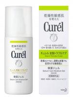 Увлажняющий гель для проблемной, жирной кожи, Curel sebum trouble care, 120 мл