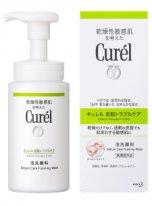 Пенка для умывания для проблемной, жирной кожи, Curel sebum trouble care, 150 мл