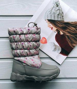 Отличные сапожки на зиму