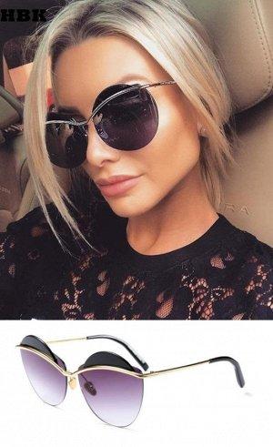 Стильные очки солнцезащитные. Бережём глазки от морщин