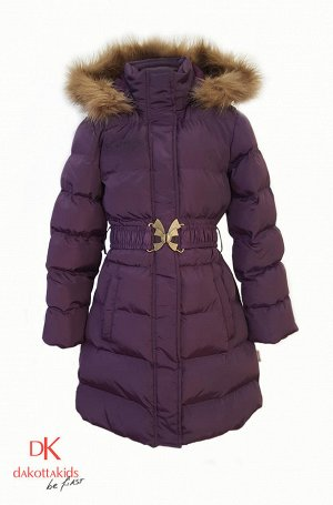 """Пальто для девочек """"Purple Nova"""""""