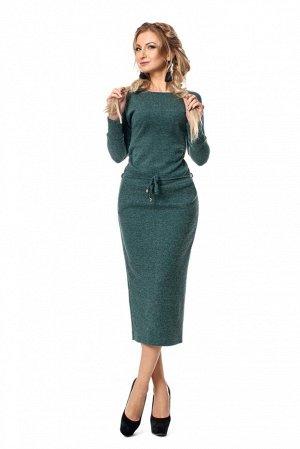 Теплое платье, р42-44. цена распродажи!