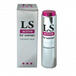 Спрей с возбуждающим эффектом для женщин, 18 мл.