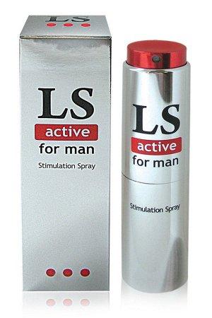 Спрей с возбуждающим эффектом для мужчин, 18 мл.
