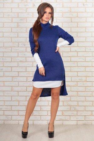 Дешевле. Интересное платье - двойка 44 размер. Теплое