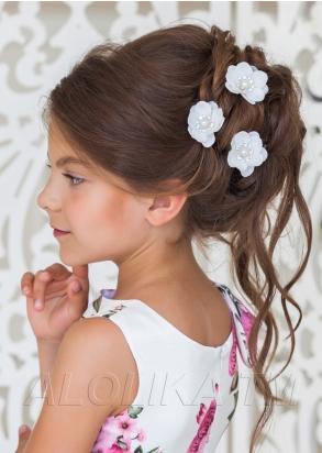 Блузки и рубашки в школу!!ТМ DELORAS — Красивые заколки и резинки — Аксессуары для волос
